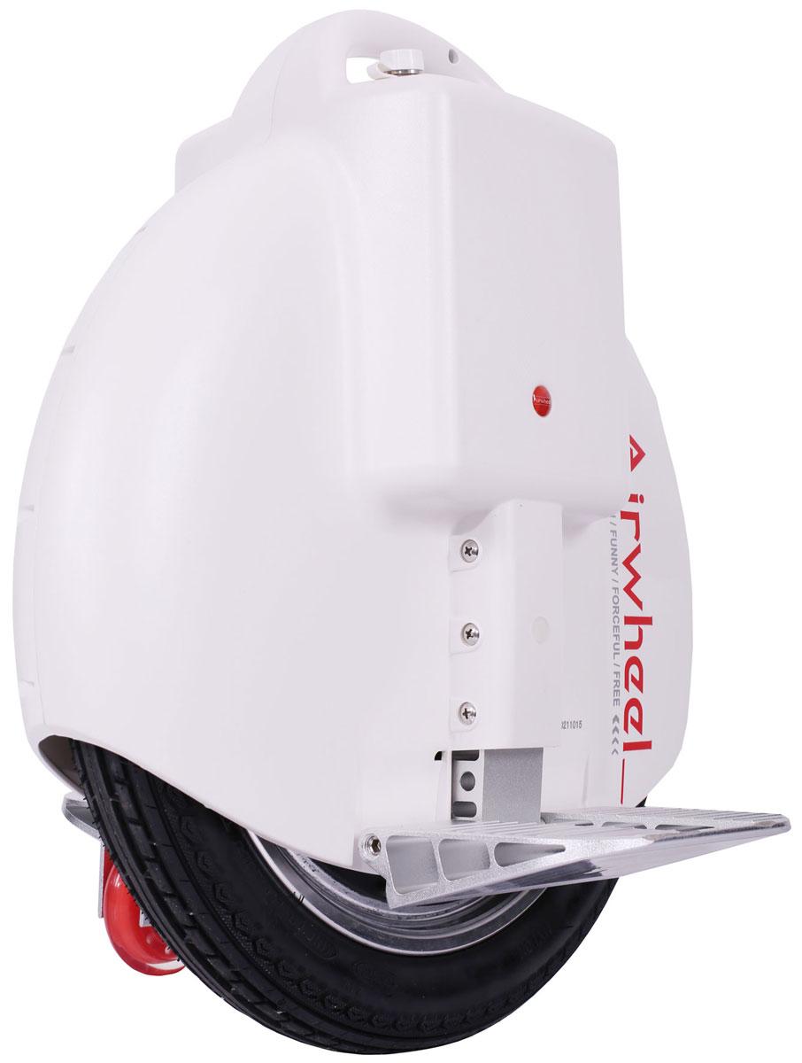 Airwheel X8, White одноколесный гироцикл (батарея Panasonic 170 Вт/ч)AIRWHEEL X8-170WH-WHITEКомпактное моноколесо с одноколесной конструкцией и радиусом 16 дюймов Защита от пыли и влаги Индикатор заряда Ручка для переноски Увеличенное колесо 170WH Материал корпуса: Металл; Пластик