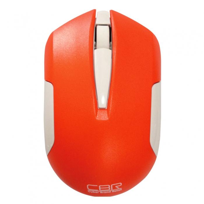 CBR CM 422, Orange мышьCM 422 OrangeCBR CM 422 - это яркая представительница в линейке беспроводных мышей. Среднеразмерный корпус выполнен из глянцевого пластика. Благодаря симметричному корпусу, устройство подойдет как для правшей, так и для левшей. Особенностью этой модели является сочетание серьезного оптического сенсора 1600 dpi, обеспечивающего высокую точность позиционирования курсора, и длительного срока работы батареи. Оптимизированное энергопотребление позволяет одной батарейке прослужить до 36 месяцев.Это расчетная величина для источника питания с емкостью не менее 2700 мАч. Мышь подключается к компьютеру при помощи USB-адаптера, входящего в комплект, использует рабочую частоту 2,4 МГц с эффективным рабочим радиусом до 10 м.