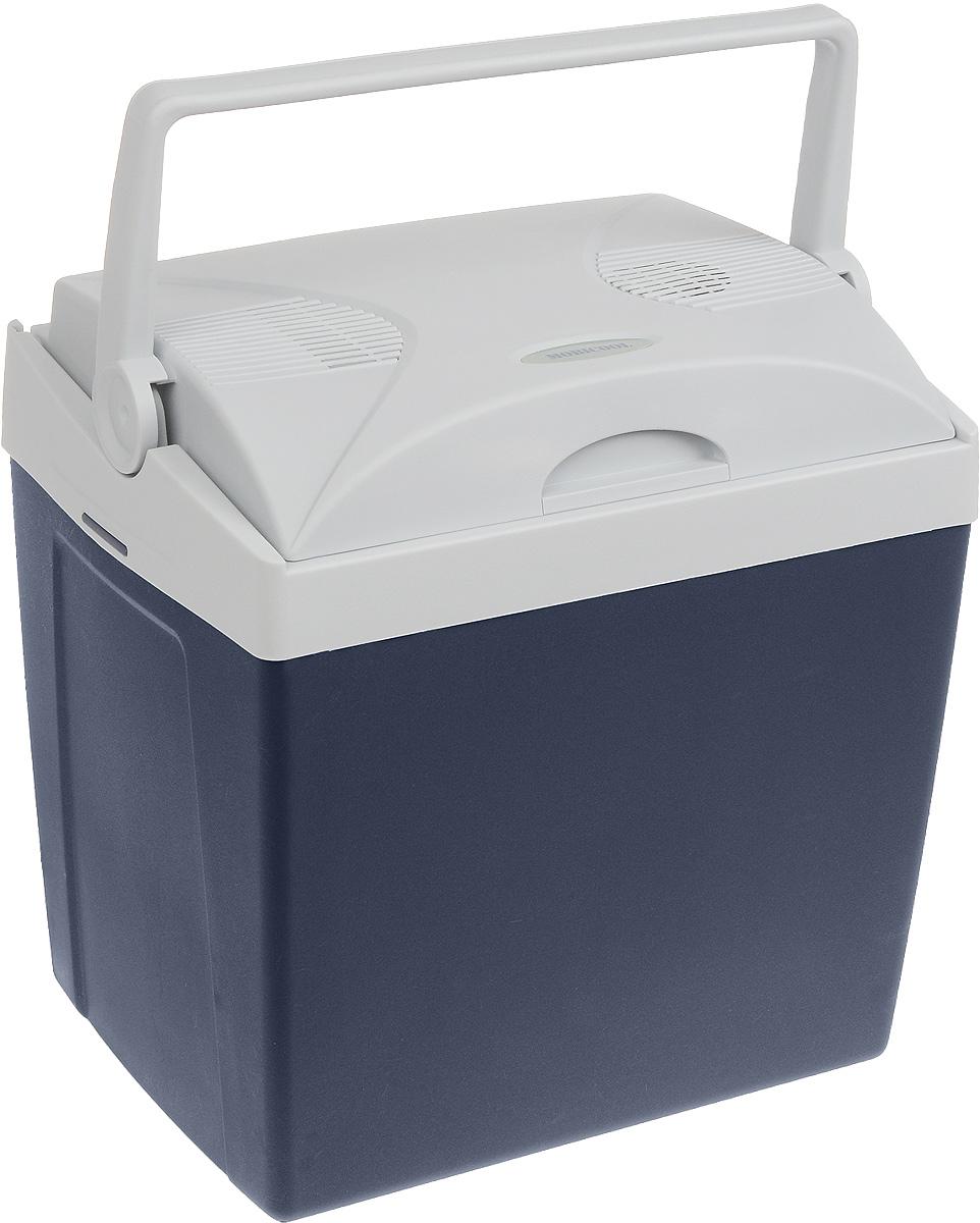MOBICOOL U26 DC автохолодильник9103500771Автохолодильник MOBICOOL U26 DC предназначен для транспортировки и хранения напитков и продуктов питания при определенном температурном режиме. Особенно удобно его использовать в длительных поездках в жаркое время года. Контейнер - термоэлектрический. Он работает от прикуривателя 12 В. Минимальная температура охлаждения составляет до 17 градусов ниже температуры окружающей среды. Корпус холодильника выполнен из ударопрочного пластика. В качестве теплоизоляционного материала используется пенополиуретан. Мощность: 48 Вт