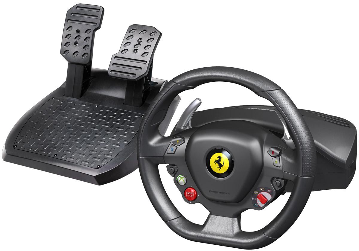 Thrustmaster Ferrari 458 Italia Racing Wheel руль для PC/Xbox 360 (2960734) THR29
