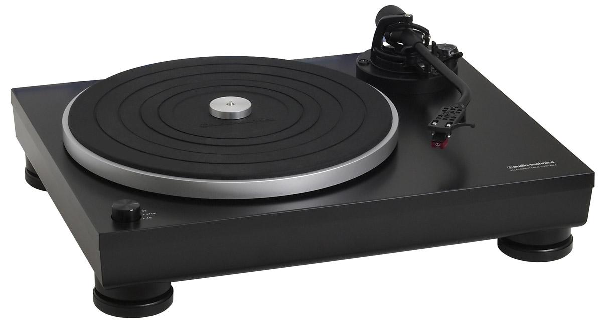 Audio-Technica AT-LP5 проигрыватель виниловых дисков