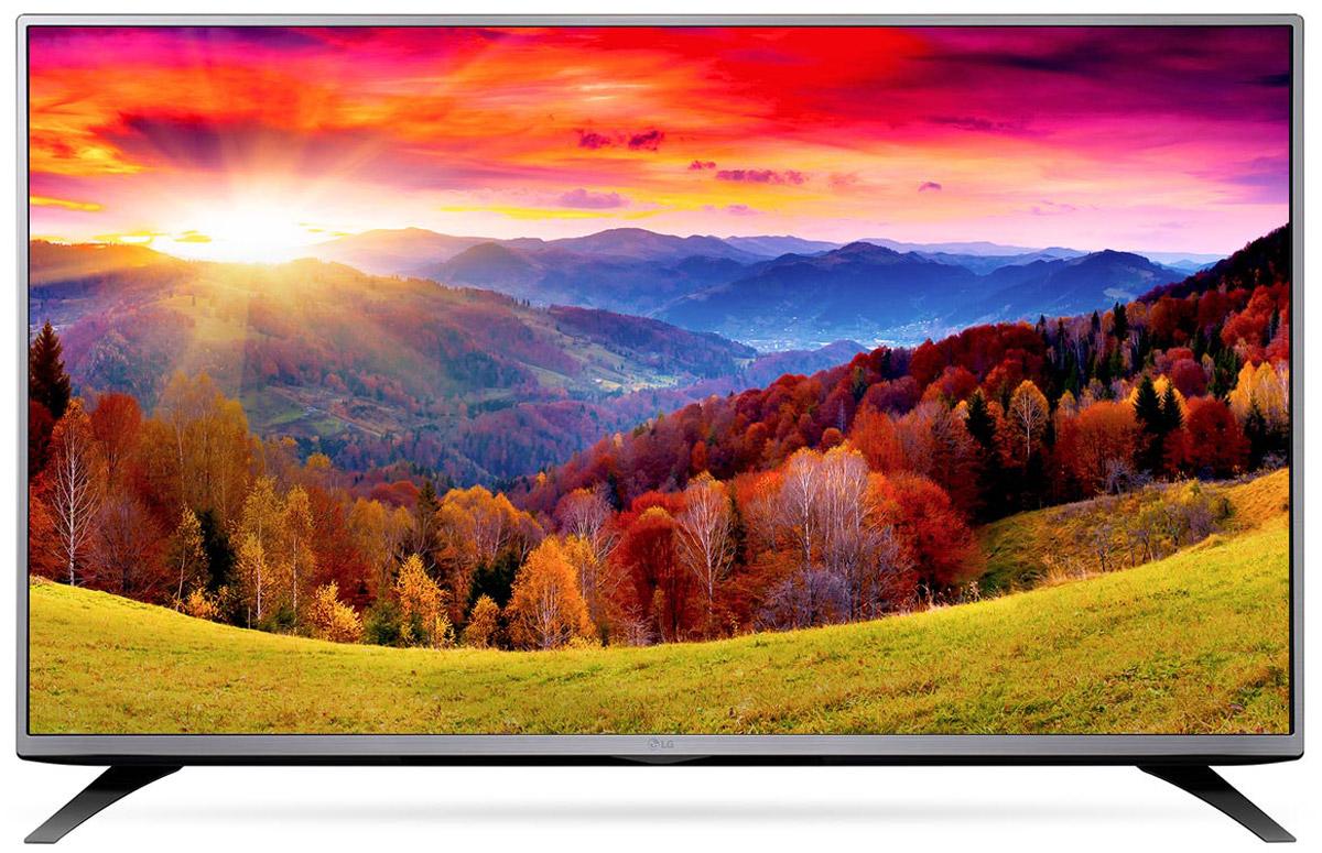 LG 49LH541V телевизор49LH541VОцените обновлённый дизайн корпуса телевизора LG 49LH541V с металлическими элементами! Новый графический процессор отвечает за качество цветопередачи, уровень контрастности и чёткость изображения. Также вы сможете бесплатно наслаждаться встроенными играми с LG GAME TV. Система точной настройки Picture Wizard III позволяет вам быстро отрегулировать глубину чёрного, цветовую гамму, чёткость изображения и уровень яркости. Испытайте эффект объёмного звучания с алгоритмом кинотеатрального распределения звуковой волны. Автоматическая система подавления шумов и усиления звучания голоса направлена на отделение основных звуков от фона, что помогает чётко слышать речь актёров и телеведущих.