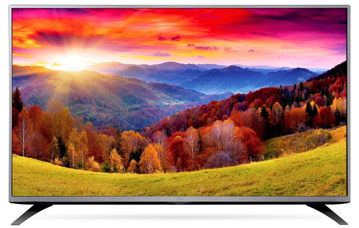 LG 43LH541V телевизор43LH541VОцените обновлённый дизайн корпуса телевизора LG 43LH541V с металлическими элементами. Новый графический процессор отвечает за качество цветопередачи, уровень контрастности и чёткость изображения. Также вы сможете бесплатно наслаждаться встроенными играми с LG GAME TV. Система точной настройки Picture Wizard III позволяет вам быстро отрегулировать глубину чёрного, цветовую гамму, чёткость изображения и уровень яркости. Испытайте эффект объёмного звучания с алгоритмом кинотеатрального распределения звуковой волны. Автоматическая система подавления шумов и усиления звучания голоса направлена на отделение основных звуков от фона, что помогает чётко слышать речь актёров и телеведущих.