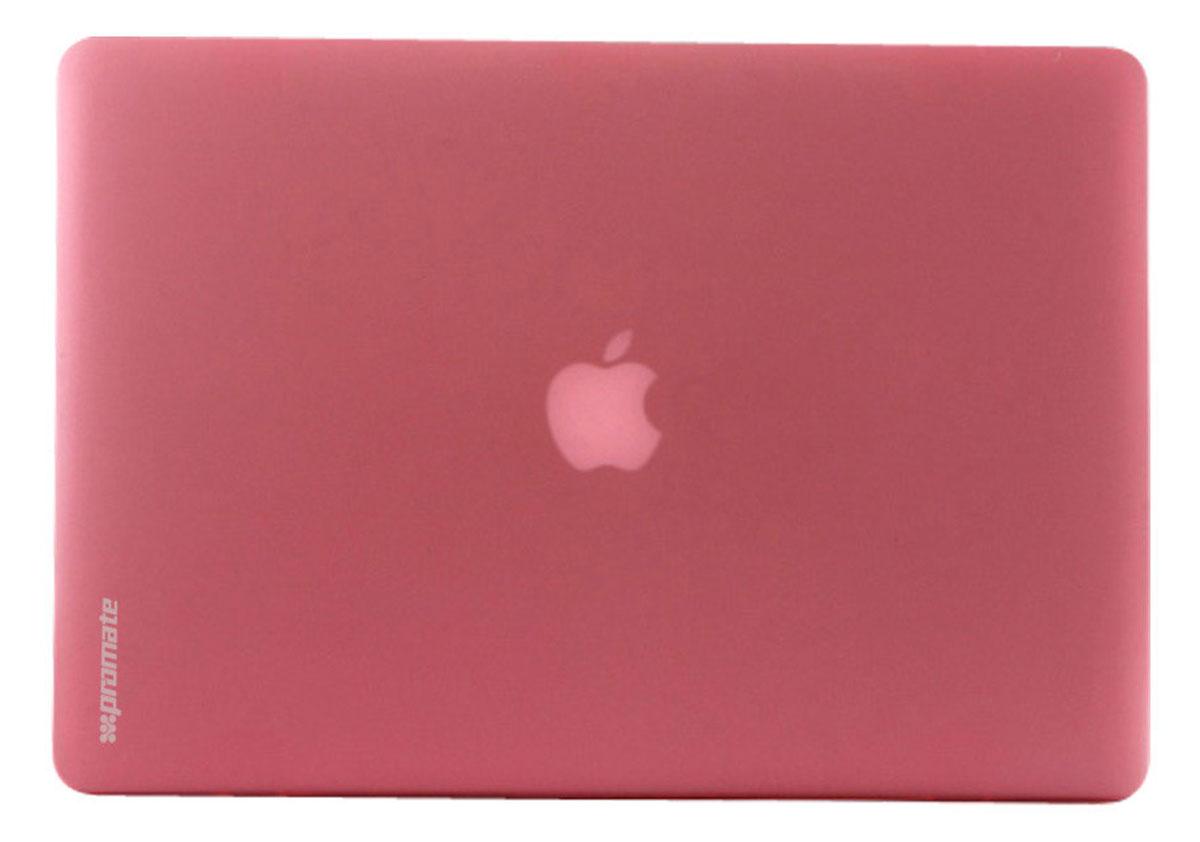 Promate МасShell-Pro15, Pink чехол для MacBook Air6959144007762Очень круто и здорово смотреть сквозь защитный чехол Promate МасShell-Pro15, который может защитить ваш любимый ноутбук от случайных падений и царапин. Теперь устройство может выглядеть в соответствии с вашим настроением. Легкая оснастка и тонкий профиль делает этот приятный во всех отношениях чехол функциональным и модным. Защитите ваш MacBook Air при помощи этого привлекательного и эргономичного чехла!