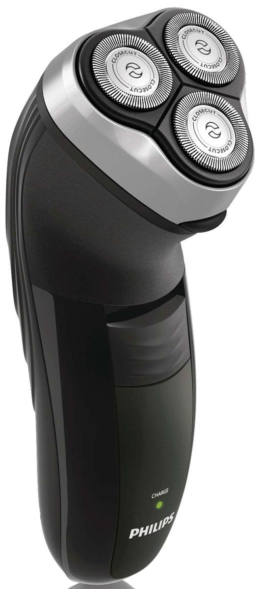 Philips HQ6927/16 Shaver series 3000 электробритваHQ6927/16Чистое и комфортное бритье по доступной цене. Система Flex & Float в сочетании с лезвиями CloseCut гарантирует чистое и комфортное бритье.Комфортное и чистое бритье:Сменные бритвенные головкиCloseCut - надежные, самозатачивающиеся лезвия для чистого бритья Автоматически подстраивается к каждому изгибу лица и шеи: Система Flex & Float повторяет контуры лица и шеи. Время работы - 35+ минут, зарядка - 8 часов Гарантия 2 года, поддерживает напряжение разных стандартов, сменные лезвия Питание от сети и от аккумулятораУдобный захват: эргономичный корпус удобно ложится в руку.