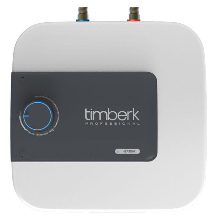 Timberk SWH SE1 30 VU накопительный водонагреватель, 30 лSWH SE1 30 VUНакопительный водонагреватель Timberk SWH SE1 30 VU имеет индивидуальный дизайн, не имеющий аналогов на рынке. Расположение прибора - вертикальное, над или под мойкой. Hi-tech дизайн и эргономичность водонагревателя делают его идеальным дополнением интерьера кухонь и ванных комнат. Уникальная мощность нагревательного элемента для водонагревателей с таким небольшим объемом внутреннего бака - 2000 Вт. Ультра-быстрый нагрев воды, не имеющий аналогов! Световая индикация процесса нагрева воды и включения прибора в сеть находится на лицевой панели. Индикатор ярко-синего цвета встроен в ручку-регулятор. 3L Safety protection system (3L SPS): Защита прибора от перегрева Защита от сухого нагрева Защита от избыточного давления внутри бака и протечки Специальный режим Comfort позволяет задать наиболее комфортную температуру нагрева воды (+58°С (±2°С)), а также соответствует наиболее эффективному режиму расхода электроэнергии и...