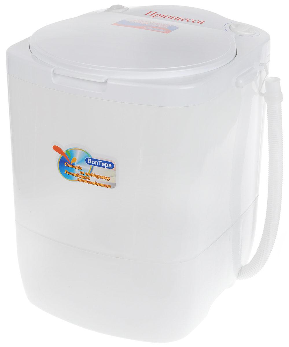 ВолТек ВолТера Принцесса BT-CM1RU стиральная машина цвет белый СМ-1Б Принцесса