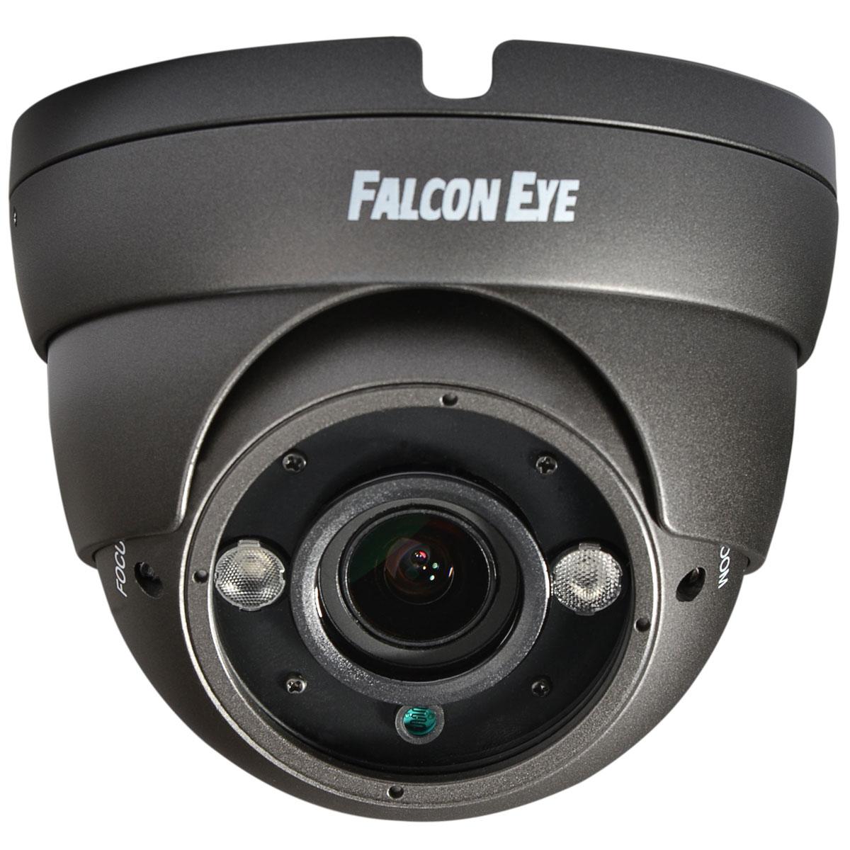 Falcon Eye FE-IDV1080AHD/35M, Grey камера видеонаблюденияFE-IDV1080AHD/35M СЕРАЯFalcon Eye FE-IDV1080AHD/35M - всепогодная AHD-камера, прекрасно подойдет для наружного и внутреннего наблюдения. Данная модель обладает высокопрочным корпусом, благодаря чему надежно защищена от воздействия влаги и пыли, и приспособлена к работе в широком температурном диапазоне, благодаря чему подходит для эксплуатации в неотапливаемых помещениях и на улице. Одной из главных достоинств данной камеры является ее высокое качество съемки, обеспечиваемое матрицей Sony Exmor CMOS IMX322. Камера обладает компактными размерами и эргономичной конструкцией, которая позволяет максимально быстро установить ее в необходимом месте. Кроме того, благодаря внедрению в данной модели ряда передовых разработок камера обладает чрезвычайно низким энергопотреблением. Стоит также отметить, что дальность передачи сигнала данной камеры может достигать 500 м. Если вы решили организовать надежную систему видеонаблюдения, тогда данная модель - это именно то, что вам нужно. ...