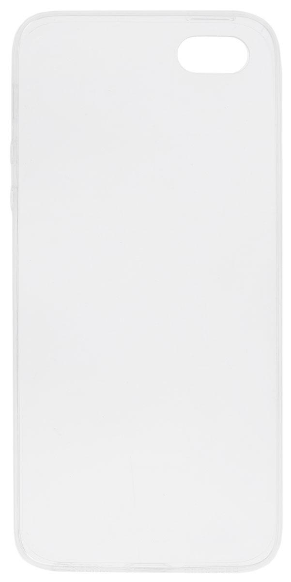 Red Line iBox Crystal чехол для iPhone 5/5S/SE, ClearУТ000007224Практичный и тонкий силиконовый чехол Red Line iBox Crystal для iPhone 5/5S/SE защищает телефон от царапин, ударов и других повреждений. Чехол изготовлен из высококачественного материала, плотно облегает смартфон и имеет все необходимые технологические отверстия, соответствующие модели телефона. Силиконовый чехол iBox Crystal долгое время сохраняет свою первоначальную форму и не растягивается на смартфоне.
