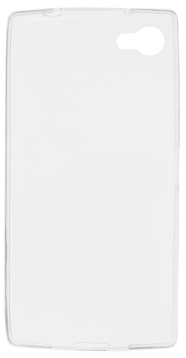 Red Line iBox Crystal чехол для Sony Xperia Z5 Compact, ClearУТ000007627Практичный и тонкий силиконовый чехол Red Line iBox Crystal для Sony Xperia Z5 Compact защищает телефон от царапин, ударов и других повреждений. Чехол изготовлен из высококачественного материала, плотно облегает смартфон и имеет все необходимые технологические отверстия, соответствующие модели телефона.Силиконовый чехол iBox Crystal долгое время сохраняет свою первоначальную форму и не растягивается на смартфоне.