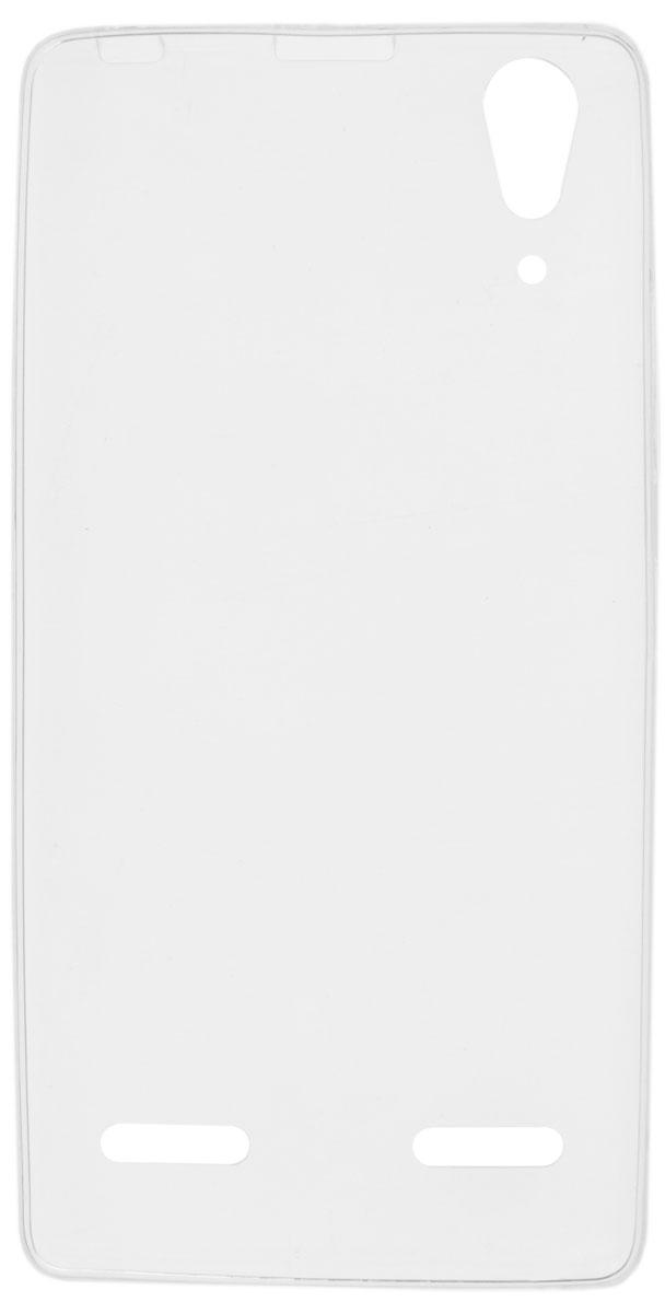 Red Line iBox Crystal чехол для Lenovo A6000/Lenovo A6010, Clear  цена