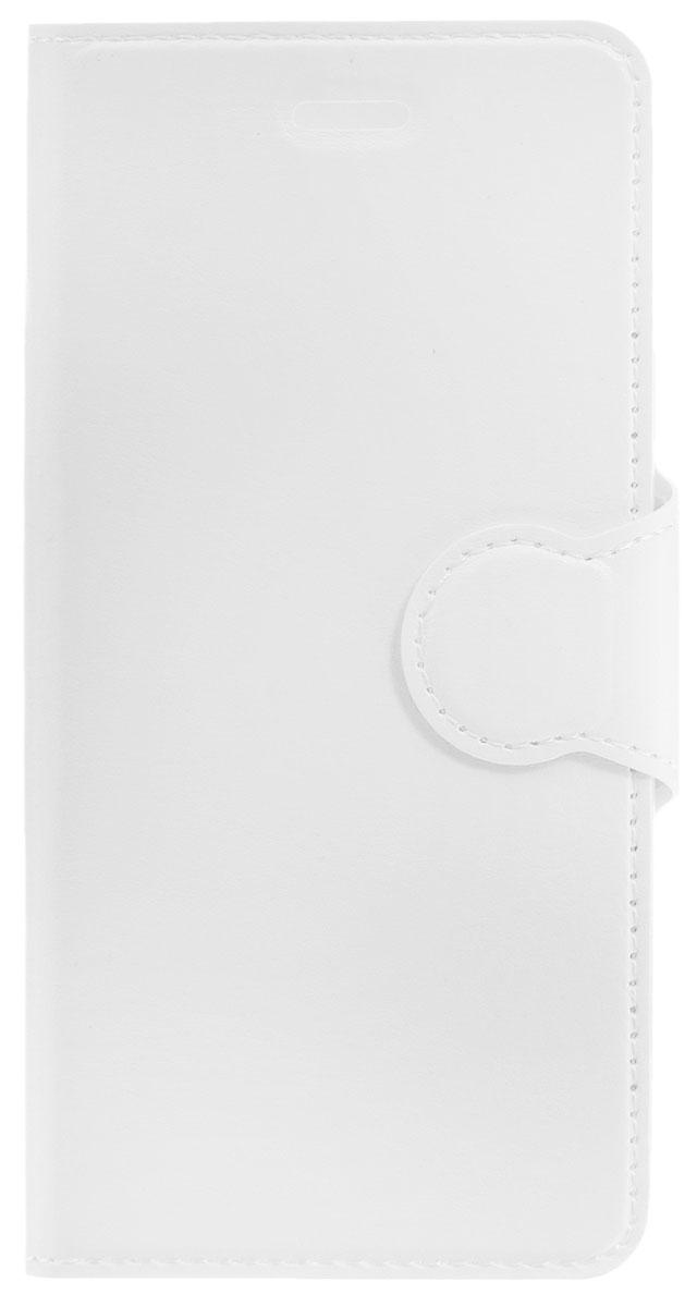 Red Line Book Type чехол-книжка для Samsung Galaxy A3 (2016), WhiteУТ000008770Чехол Red Line Book Type для Samsung Galaxy A3 (2016) выполнен из высококачественных материалов, не теряющих со временем своих внешних характеристик. Он обеспечивает надежную защиту корпуса и экрана смартфона и надолго сохраняет его привлекательный внешний вид. Чехол также обеспечивает свободный доступ ко всем разъемам и клавишам устройства.