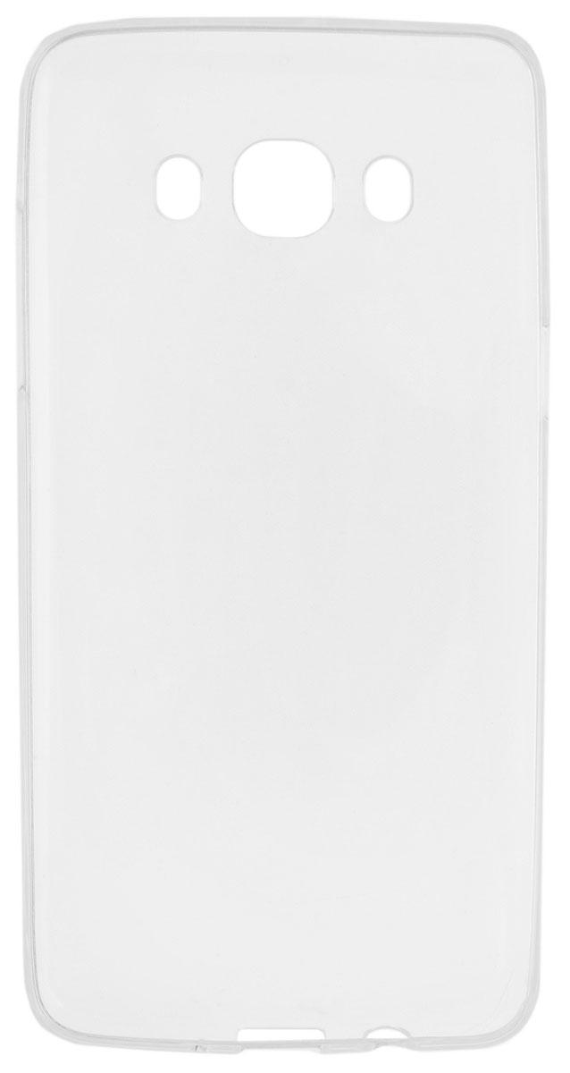 Red Line iBox Crystal чехол для Samsung Galaxy J5 (2016), ClearУТ000008553Практичный и тонкий силиконовый чехол Red Line iBox Crystal для Samsung Galaxy J5 (2016) защищает телефон от царапин, ударов и других повреждений. Чехол изготовлен из высококачественного материала, плотно облегает смартфон и имеет все необходимые технологические отверстия, соответствующие модели телефона. Силиконовый чехол iBox Crystal долгое время сохраняет свою первоначальную форму и не растягивается на смартфоне.