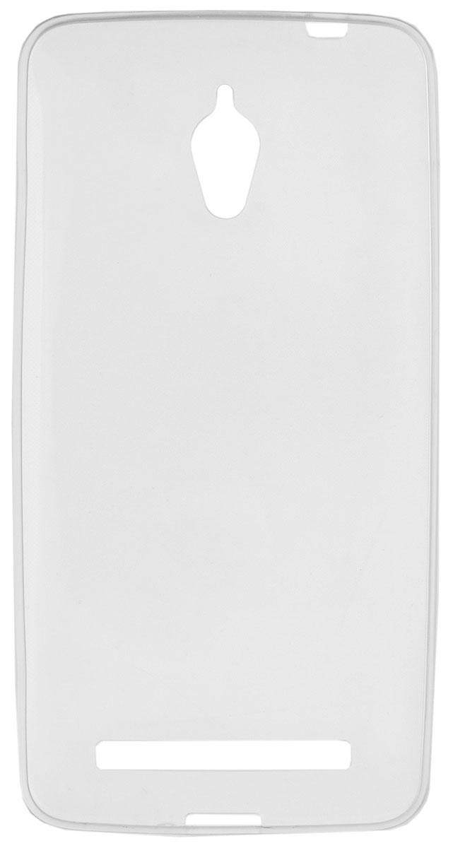 Red Line iBox Crystal чехол для Asus Zenfone Go (ZC500TG), ClearУТ000008524Практичный и тонкий силиконовый чехол Red Line iBox Crystal для Asus Zenfone Go (ZC500TG) защищает телефон от царапин, ударов и других повреждений. Чехол изготовлен из высококачественного материала, плотно облегает смартфон и имеет все необходимые технологические отверстия, соответствующие модели телефона. Силиконовый чехол iBox Crystal долгое время сохраняет свою первоначальную форму и не растягивается на смартфоне.