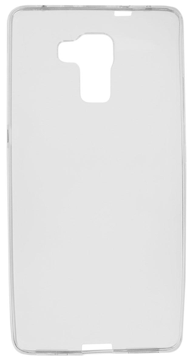 Red Line iBox Crystal чехол для Huawei Honor 7, ClearУТ000007334Практичный и тонкий силиконовый чехол Red Line iBox Crystal для Huawei Honor 7 защищает телефон от царапин, ударов и других повреждений. Чехол изготовлен из высококачественного материала, плотно облегает смартфон и имеет все необходимые технологические отверстия, соответствующие модели телефона. Силиконовый чехол iBox Crystal долгое время сохраняет свою первоначальную форму и не растягивается на смартфоне.