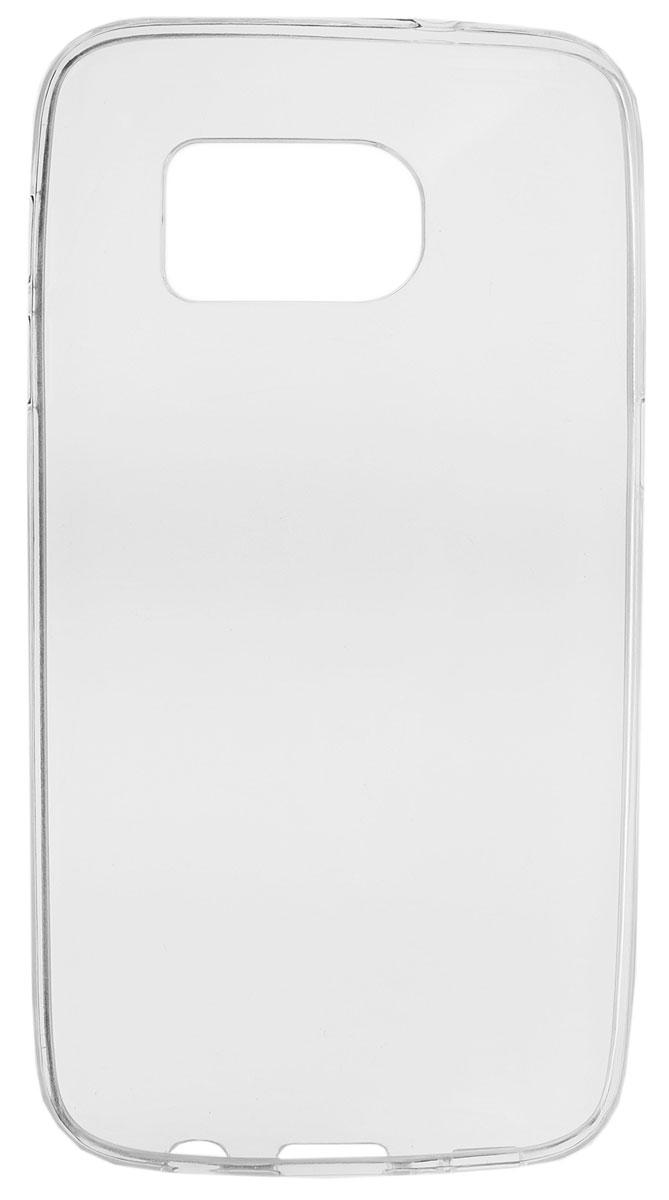 Red Line iBox Crystal чехол для Samsung Galaxy S7, ClearУТ000008444Практичный и тонкий силиконовый чехол Red Line iBox Crystal для Samsung Galaxy S7 защищает телефон от царапин, ударов и других повреждений. Чехол изготовлен из высококачественного материала, плотно облегает смартфон и имеет все необходимые технологические отверстия, соответствующие модели телефона. Силиконовый чехол iBox Crystal долгое время сохраняет свою первоначальную форму и не растягивается на смартфоне.