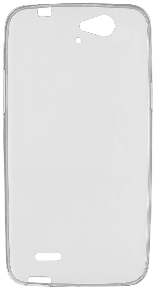 Red Line iBox Crystal чехол для ZTE Blade L4 Pro, ClearУТ000007994Практичный и тонкий силиконовый чехол Red Line iBox Crystal для ZTE Blade L4 Pro защищает телефон от царапин, ударов и других повреждений. Чехол изготовлен из высококачественного материала, плотно облегает смартфон и имеет все необходимые технологические отверстия, соответствующие модели телефона. Силиконовый чехол iBox Crystal долгое время сохраняет свою первоначальную форму и не растягивается на смартфоне.