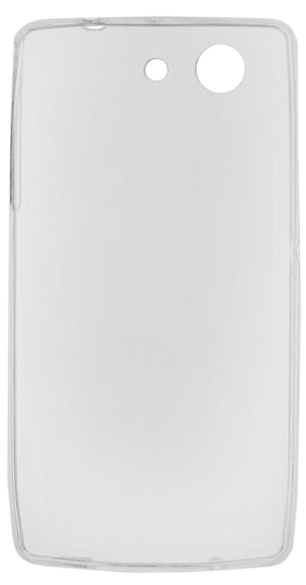 все цены на  Red Line iBox Crystal чехол для Sony Xperia Z3 Compact, Clear  онлайн