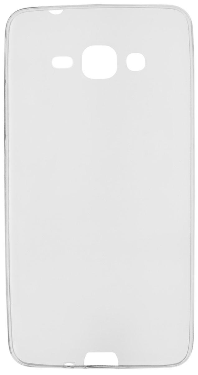 Red Line iBox Crystal чехол для Samsung G530/G531 Galaxy Grand Prime, ClearУТ000007062Практичный и тонкий силиконовый чехол Red Line iBox Crystal для Samsung G530/G531 Galaxy Grand Prime защищает телефон от царапин, ударов и других повреждений. Чехол изготовлен из высококачественного материала, плотно облегает смартфон и имеет все необходимые технологические отверстия, соответствующие модели телефона. Силиконовый чехол iBox Crystal долгое время сохраняет свою первоначальную форму и не растягивается на смартфоне.