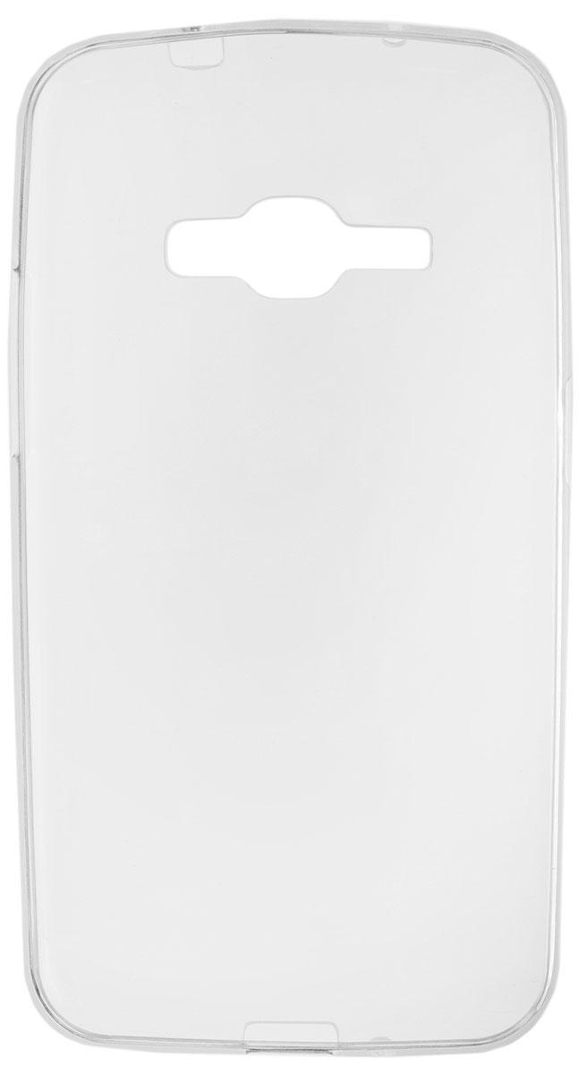 Red Line iBox Crystal чехол для Samsung Galaxy J1 (2016), ClearУТ000008221Практичный и тонкий силиконовый чехол Red Line iBox Crystal для Samsung Galaxy J1 (2016) защищает телефон от царапин, ударов и других повреждений. Чехол изготовлен из высококачественного материала, плотно облегает смартфон и имеет все необходимые технологические отверстия, соответствующие модели телефона. Силиконовый чехол iBox Crystal долгое время сохраняет свою первоначальную форму и не растягивается на смартфоне.