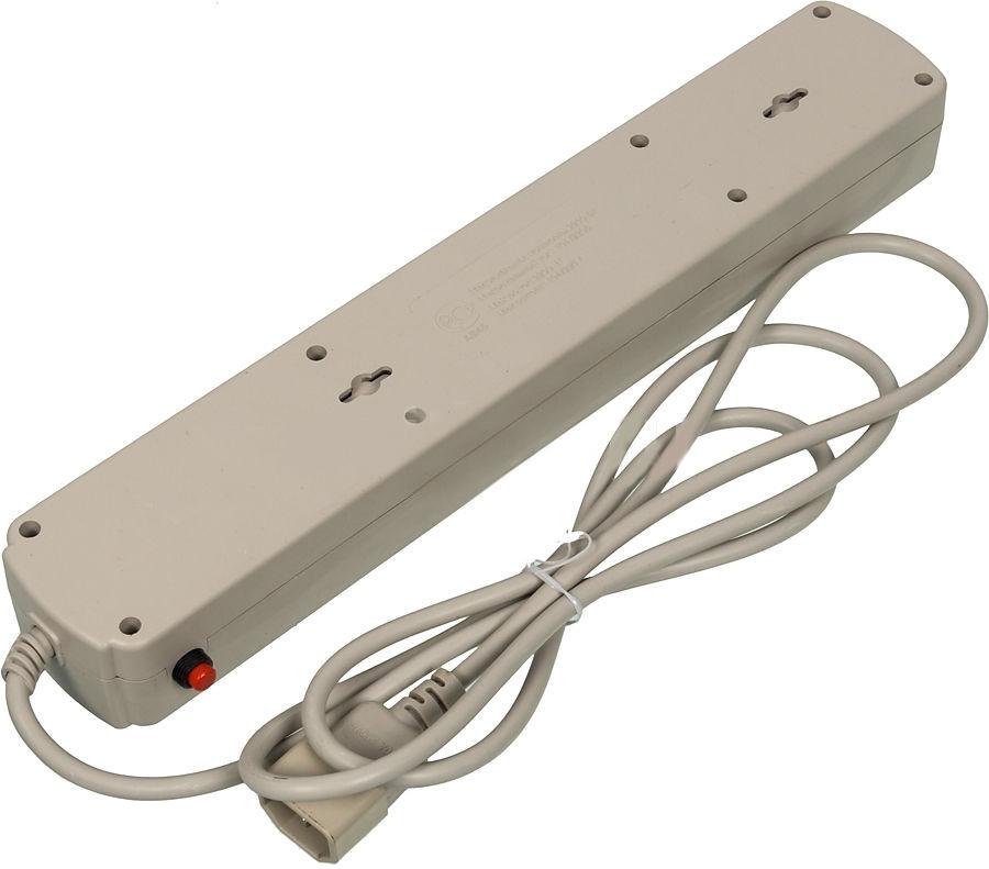 Сетевой фильтр Ippon BK112 1.8 м (6 розеток), WhiteBK112