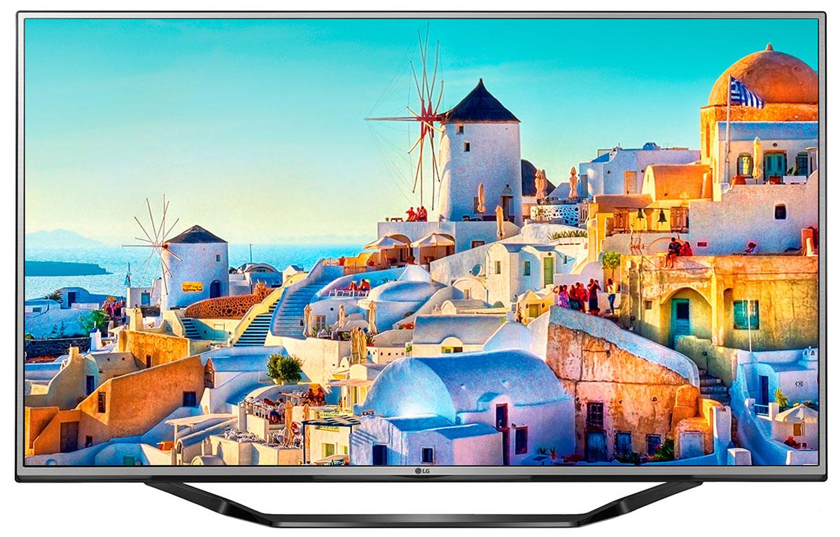 LG 55UH620V телевизор55UH620VОцените инновационный сверхтонкий дизайн ULTRA Slim, который придает телевизору LG 55UH620V исключительно изысканный и элегантный вид. Дизайн ULTRA Slim не только позволит вам сэкономить место, но и гармонично дополнит собой современный эстетичный интерьер вашего дома.HDR Pro:Функция HDR Pro позволяет увидеть фильмы с теми яркостью, богатейшей палитрой и точностью цветовых оттенков, с какими они были сняты.Трёхмерная обработка цвета:В новых UHD телевизорах LG используется трёхмерный алгоритм обработки цвета, что позволяет минимизировать искажения и добиться оттенков, максимально приближенных к натуральным.Энергосбережение:Эта функция включает в себя контроль подсветки, который позволяет регулировать яркость экрана в целях экономии электроэнергии.Металлический дизайн:Оцените обновлённый дизайн корпуса телевизора с металлическими элементами.ULTRA Surround:Специальный алгоритм преобразовывает звуковые волны, исходящие из двухканальных динамиков так, что вам будет казаться, что вы слушаете 7-канальный звук. Получите ещё больше удовольствия от просмотра 4К фильмов!webOS 3.0:Обновлённая операционная система LG SMART TV на базе webOS 3.0 создана для того, чтобы доступ к фильмам, сериалам, музыке и интернет-порталам через телевизор был простым и удобным.