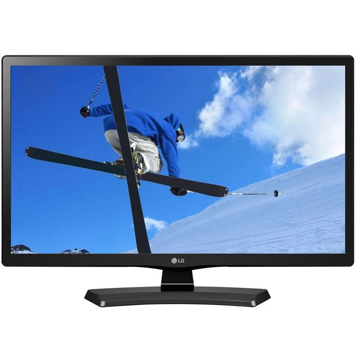 LG 28MT48S-PZ телевизор28MT48S-PZТелевизор LG 28MT48S-PZ - компактная и доступная модель, которая сочетает в себе большое количество функций. VA панель позволяет увидеть истинную красоту изображения без искажения оригинального цвета, гарантируя естественность оттенков и точное соответствие цветов. Сервис Smart TV позволит вам насладиться высококачественным онлайн контентом, предоставляемым компанией LG. Встроенные стерео динамики максимально реалистично передают насыщенное объемное звучание самых тонких звуковых оттенков в ТВ программах, фильмах и играх. Медиаплеер позволяет просматривать разнообразный HD контент напрямую с USB носителя или внешнего жесткого диска.