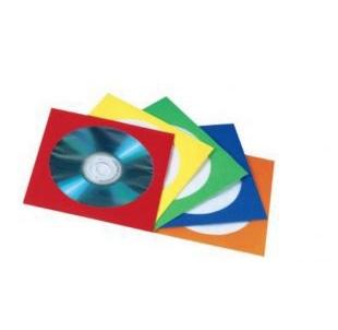 Конверты для CD/DVD Hama H-78367 (25 шт)