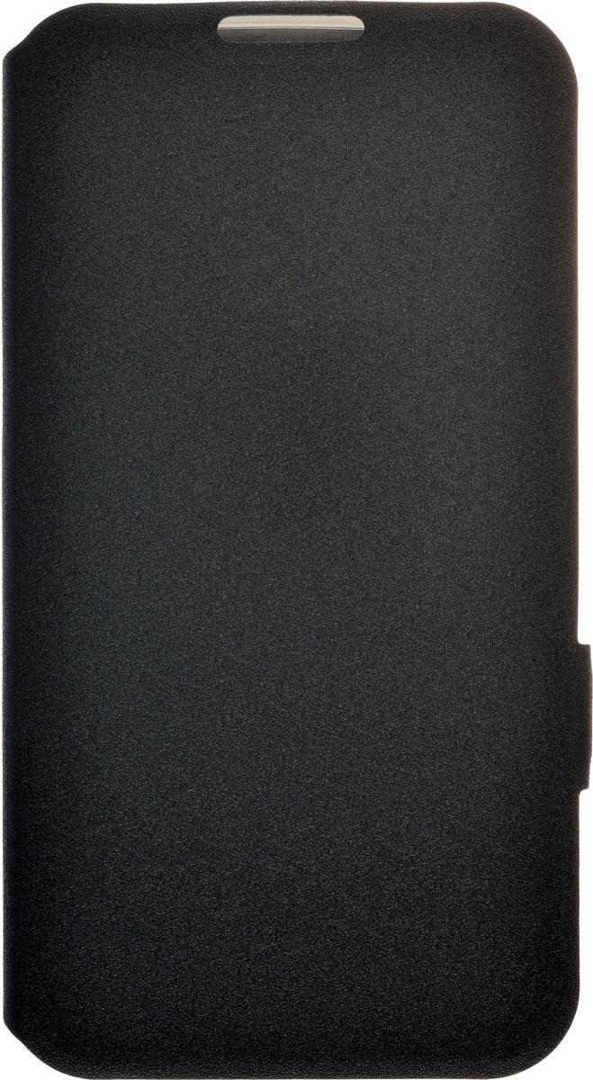 Prime Book чехол для LG K10, Black2000000091013Чехол Prime Book для LG K10 выполнен из высококачественного поликарбоната и экокожи. Он обеспечивает надежную защиту корпуса и экрана смартфона и надолго сохраняет его привлекательный внешний вид. Чехол также обеспечивает свободный доступ ко всем разъемам и клавишам устройства.