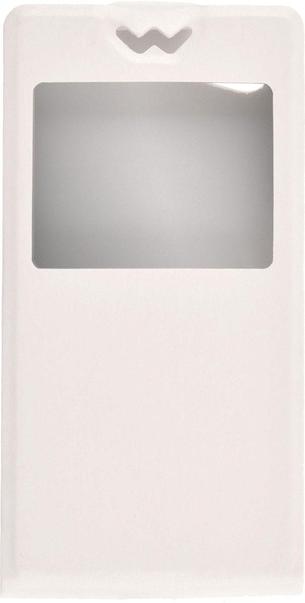 Skinbox Slim AW чехол для Sony Xperia Z5 Compact, White2000000083407Чехол Skinbox Slim AW для Asus Zenfone 2 Laser ZE500KL/ZE500KG выполнен из высококачественного поликарбоната и экокожи. Он обеспечивает надежную защиту корпуса и экрана смартфона и надолго сохраняет его привлекательный внешний вид. Чехол также обеспечивает свободный доступ ко всем разъемам и клавишам устройства.