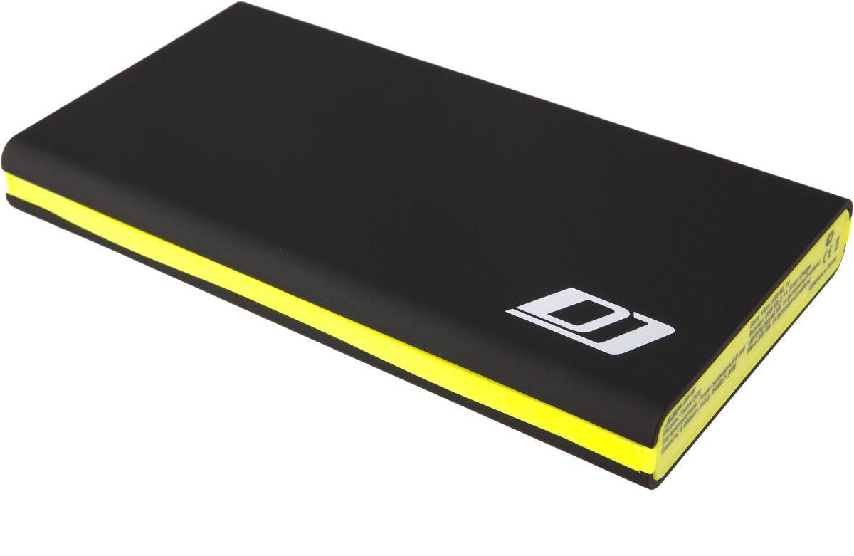 DigiCare Hydra DC8, Black Yellow внешний аккумулятор (8000 мАч)PB-HDC8yВнешний аккумулятор DigiCare Hydra DC8 подойдет для зарядки практически всех мобильных устройств - смартфонов и планшетов, плееров и цифровых камер. Он компактен, красив и очень практичен - два самых востребованных кабеля встроены в корпус аккумулятора - вам не потребуется носить ничего лишнего. Хотите зарядить ваш Айфон? Просто сдвиньте крышку и отогните кабель и заряжайте. Хотите одновременно зарядить Samsung - не проблема - отогните другой кабель! И это не все! Как и во всех аккумуляторах DigiCare серии Hydra, в модели DC8 реализована функция Smart charge - аккумулятор сам определяет подключенное к нему устройство и обеспечивает максимальный ток зарядки. Больше не будет странных ситуаций, когда аккумулятор с гордой надписью 2.4А отдает вашему самсунгу меньше одного ампера.