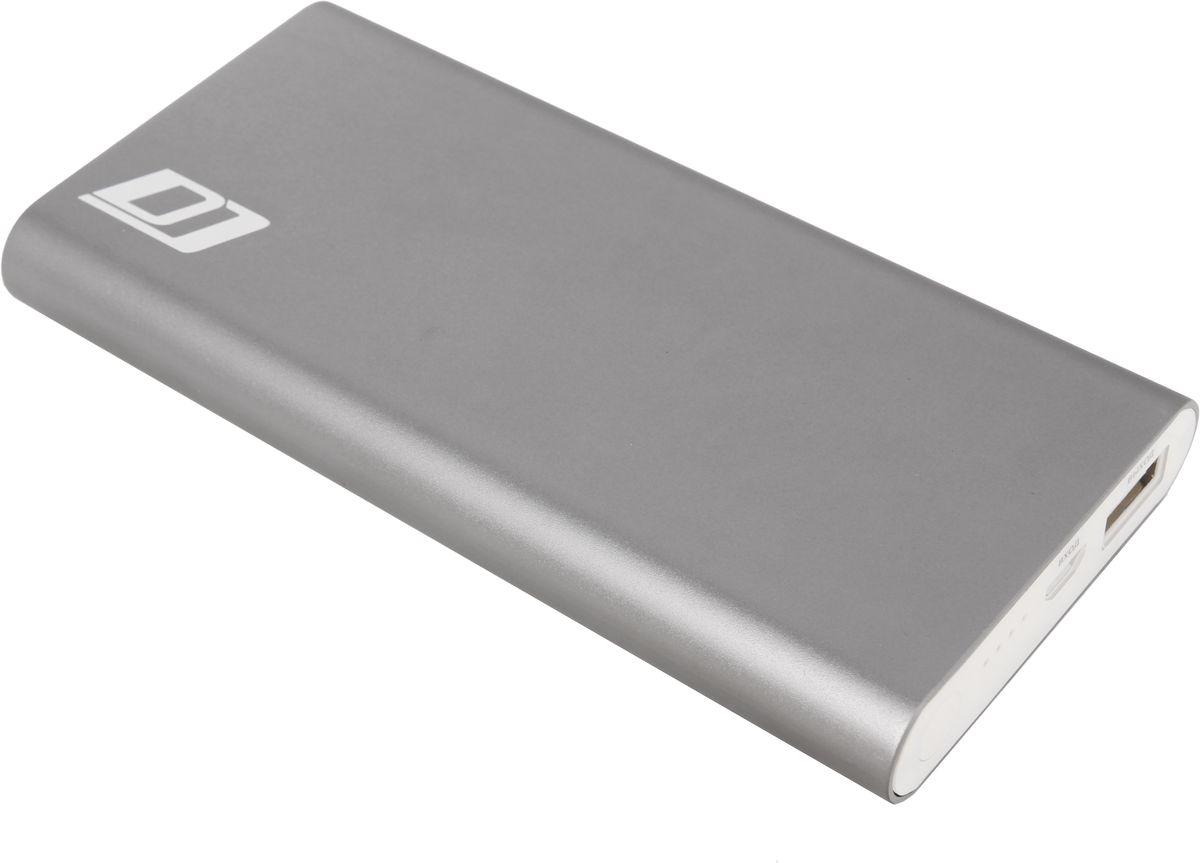 DigiCare Hydra DM5, Grey внешний аккумулятор (5000 мАч)PB-HDM5Внешний аккумулятор DigiCare Hydra DM5 подойдет для зарядки практически всех мобильных устройств – смартфонов и планшетов, плееров и цифровых камер. Стильный простой дизайн, очень компактные размеры и достаточная емкость. Как и во всех аккумуляторах DigiCare серии Hydra, в модели DM5 реализована функция Smart charge - аккумулятор сам определяет подключенное к нему устройство и обеспечивает максимальный ток зарядки. Больше не будет странных ситуаций, когда аккумулятор с гордой надписью 2.4А отдает вашему устройству меньше одного ампера.