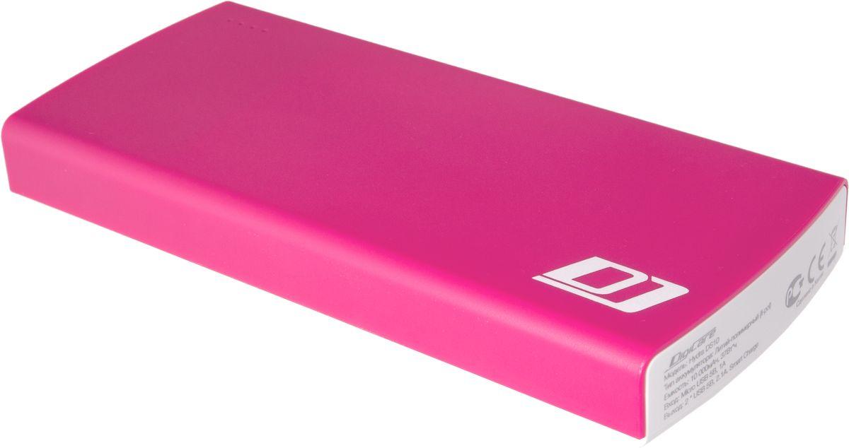 DigiCare Hydra DS10, Red White внешний аккумулятор (10000 мАч)PB-HDS10pВнешний аккумулятор DigiCare Hydra DS10 подойдет для зарядки практически всех мобильных устройств – смартфонов и планшетов, плееров и цифровых камер. Небольшие габариты и яркий дизайн. Высокая емкость. Как и во всех аккумуляторах DigiCare серии Hydra, в модели DS10 реализована функция Smart Charge - аккумулятор сам определяет подключенное к нему устройство и обеспечивает максимальный ток зарядки. Больше не будет странных ситуаций, когда аккумулятор с гордой надписью 2.4А отдает вашему устройству меньше одного ампера.