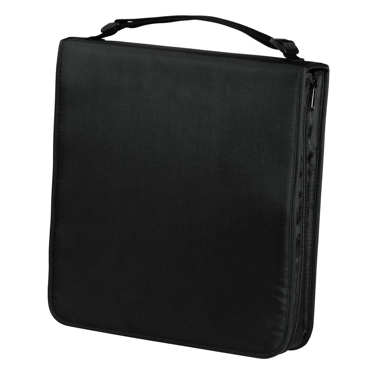 Сумка для для 160 CD Hama H-33834 Nylon, Black