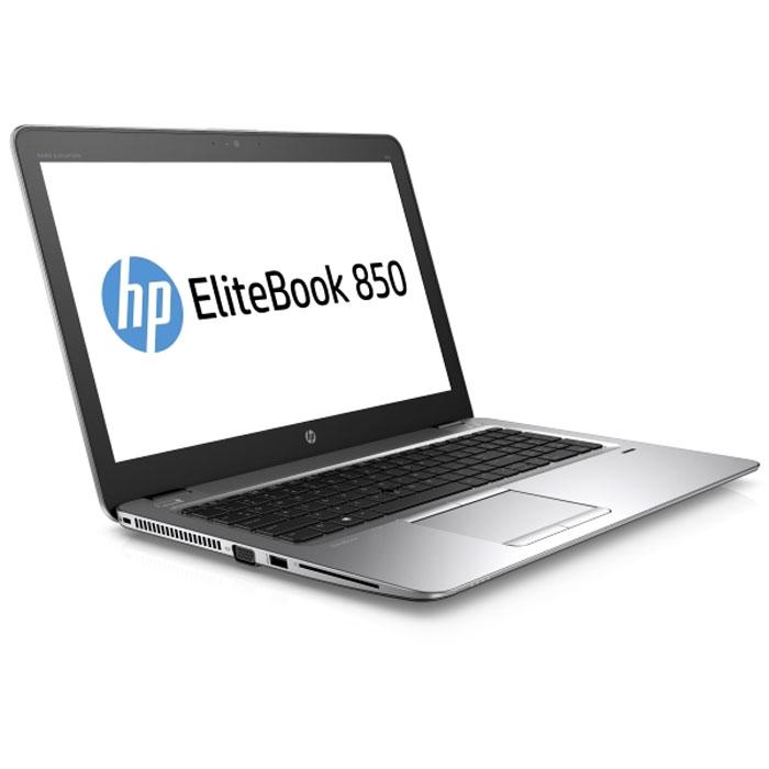 HP EliteBook 850 G3, Silver Black Metal (T9X36EA)T9X36EAНевероятно тонкий и легкий ноутбук HP EliteBook 850 G3 обеспечивает производительность корпоративного уровня. Это отличное решение для творчества, общения и совместной работы как в офисе, так и за его пределами. Идеальное решение для мобильной работы, которое обеспечивает максимальную надежность, высокую производительность и мощные средства работы с графикой в управляемых ИТ-средах по сравнению с другими устройствами своего класса. Мобильная мощность Этот мощный ноутбук на базе ОС Windows 7 Pro оснащен аккумулятором повышенной емкости, процессором Intel i7, оперативной памятью DDR4 и твердотельным накопителем объемом 256 ГБ для эффективной работы с ресурсоемкими бизнес - приложениями и быстрого доступа к данным. Тонкий корпус со всеми необходимыми разъемами В корпусе ноутбука HP EliteBook 850 G3 есть все необходимые разъемы, так что вам больше не придется беспокоиться о переходниках. Ультратонкий и легкий ноутбук обладает разъемами...