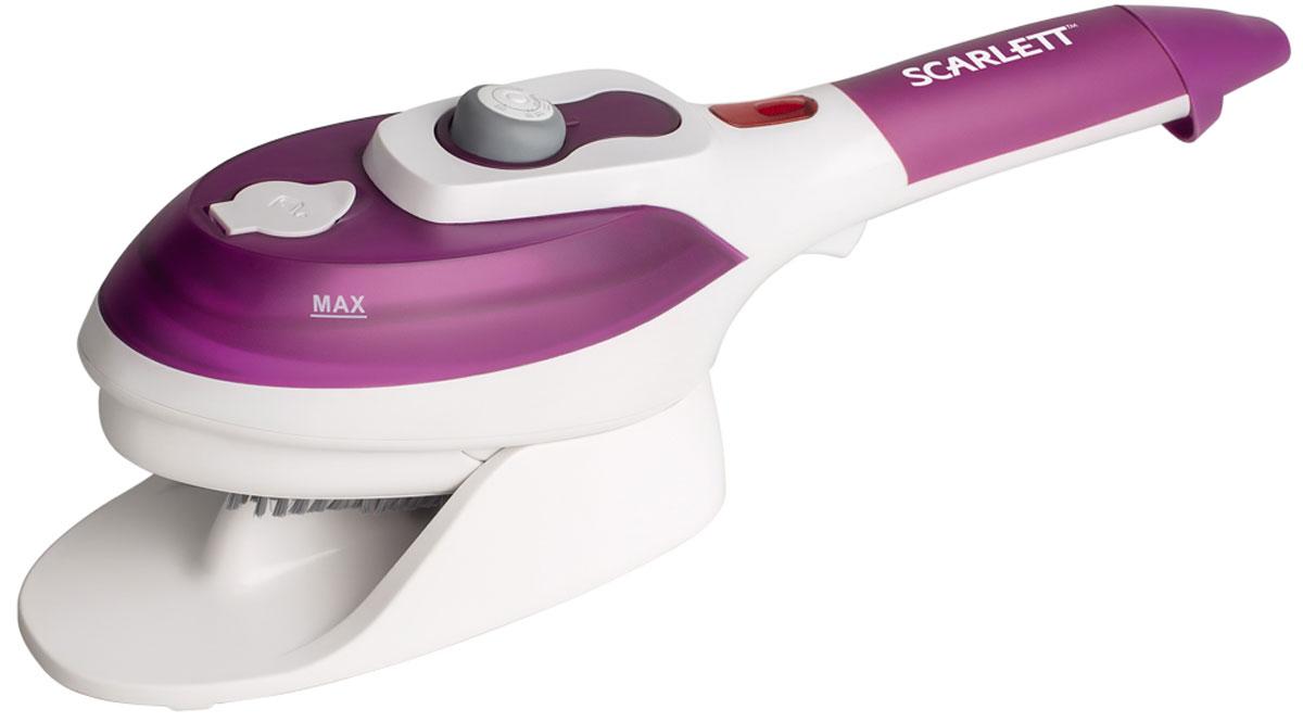 Scarlett SC-SB23201, Purple пароочиститель