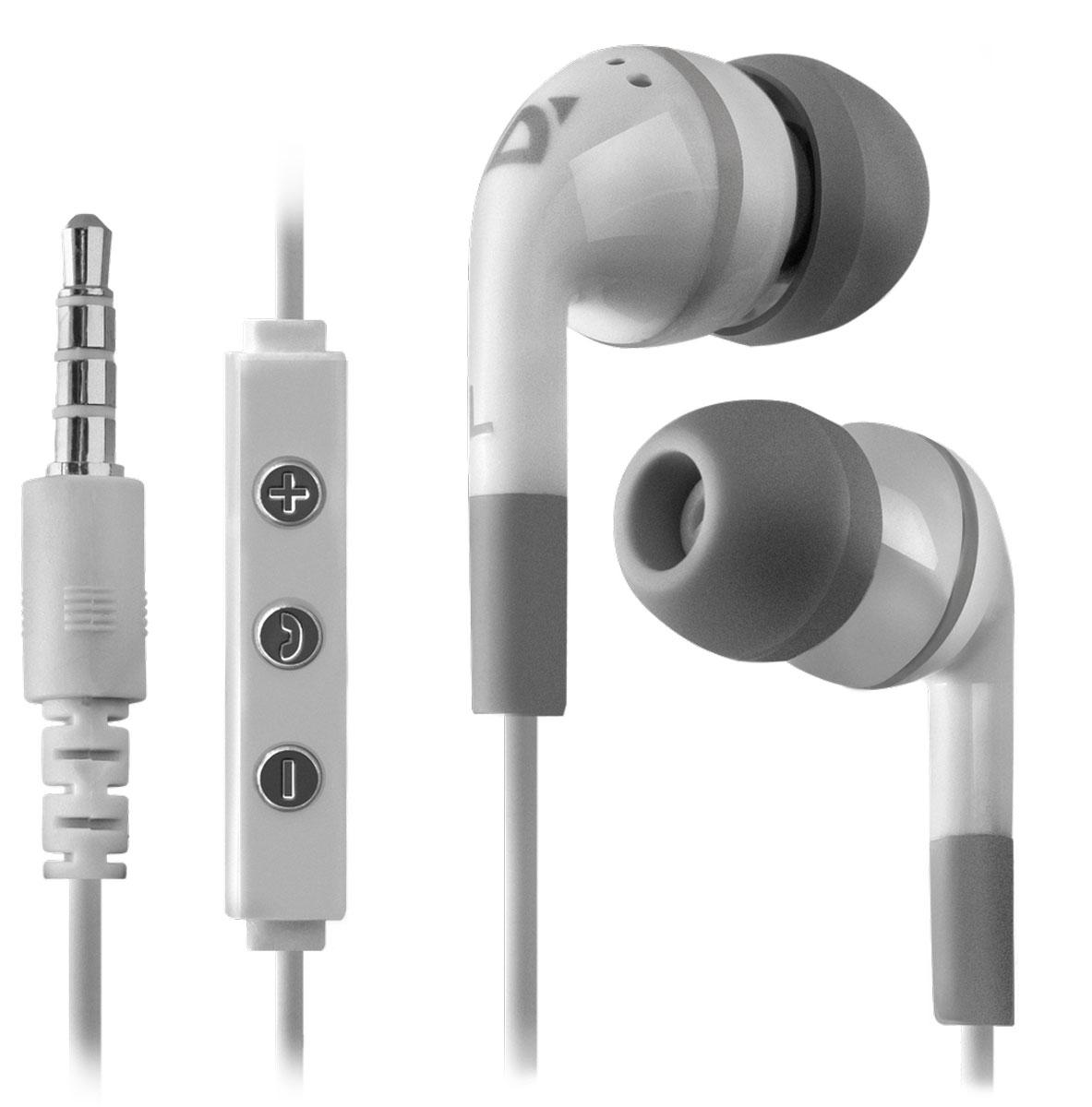 Defender Pulse 451, White гарнитура63451Defender Pulse 451 - отличный выбор для повседневного использования, в том числе, в общественном транспорте, на улице и в шумных помещениях, благодаря хорошей звукоизоляции. Гарнитура имеет встроенный пульт и микрофон для быстрого переключения между музыкой и вызовами. Подключив её к своему смартфону вы сможете не только наслаждаться любимой музыкой, но и с легкостью ответить на звонок, не доставая гаджет. Пульт работают только с продуктами от Apple (iPhone/iPod/iPad).
