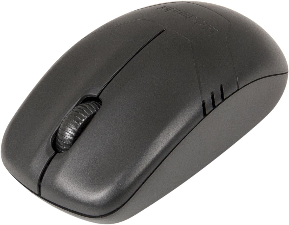 Defender Datum MM-025, Black беспроводная лазерная мышь52025Беспроводная мышь Defender Datum MM-025 непременно подойдет любому пользователю ПК. Лазерный сенсор со сменным разрешением dpi обеспечивает максимально точное позиционирование курсора. Радиус действия беспроводной связи составляет 10 метров, что обеспечивает большую свободу действий. Благодаря симметричной форме эта мышка подходит как правшам, так и левшам. Мышь автоматически выключается при завершении работы ПК или извлечении приемника Для смены разрешения одновременно нажмите левую и правую кнопки мыши (одно нажатие - 1600 dpi, два нажатия - 800 dpi, три нажатия - 1200 dpi).