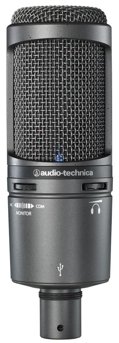 Audio-Technica AT2020USB+ микрофон 4961310118747