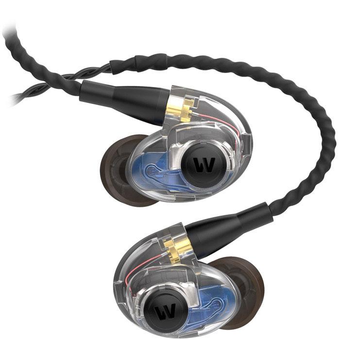 Westone AM PRO20, Clear наушники15118494До сегодняшнего дня исполнителям приходилось выбирать, что слышать в наушниках во время выступления: выделенный микс или окружающую среду. Традиционные полуоткрытые мониторные наушники позволяют слышать внешнюю среду, но их тип конструкции значительно ухудшает частотные характеристики. Благодаря эксклюзивной технологии Westone SLED ты сам контролируешь, что хочешь слышать. Наушники Westone AM Pro 20 оснащены двойным арматурным драйвером с пассивным кроссовером, что обеспечивает превосходное детализированное звучание. Наслаждайся полным частотным диапазоном своего микса, взаимодействуй с другими исполнителями и своей аудиторией. Эти наушники рекомендуется использовать для сценического мониторинга, в особенности для выступления в команде. Технология True-Fit: более чем 50-летний опыт компании Westone позволил разработать универсальные внутриканальные наушники, которые обеспечивают максимальный комфорт ношения и динамичную передачу звука. ...