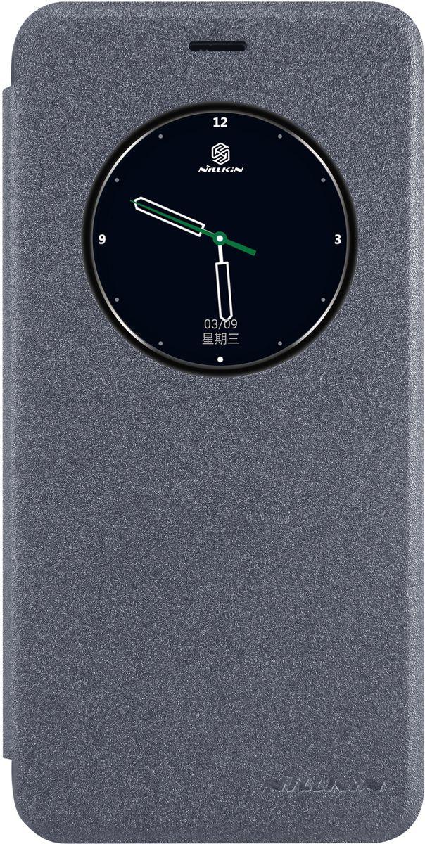 Nillkin Sparkle Leather Case чехол для Meizu Pro 6, Black874004Y0394Компактный, легкий, стильный чехол-книжка Nillkin Sparkle Leather Case изготовлен из качественной искусственной кожи и прочного пластика. Он обеспечивает амортизацию удара при непредвиденном падении устройства и позволяет пользоваться всеми функциями не вынимая смартфон из чехла. Nillkin Sparkle надежно защитит ваш гаджет от повреждений, пыли, отпечатков пальцев и царапин.