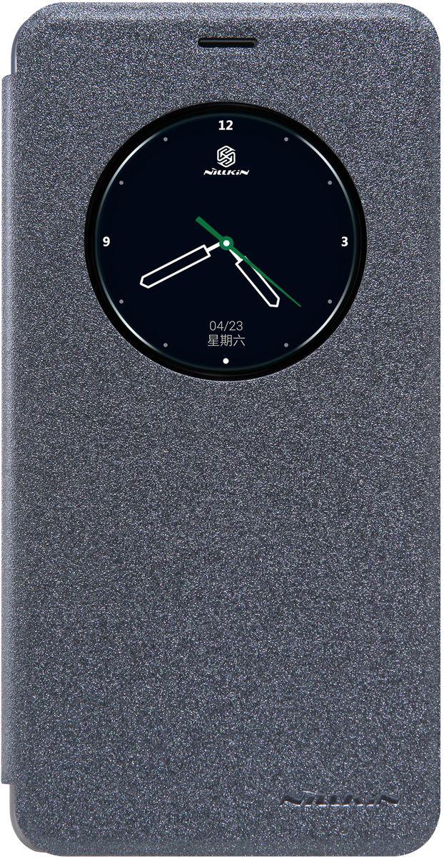 Nillkin Sparkle Leather Case чехол для Meizu M3 Note, Black874004Y0404Чехол Nillkin Sparkle Leather Case для Meizu M3 Note выполнен из высококачественного пластика и искусственной кожи. Он надежно фиксирует и защищает смартфон при падении. Обеспечивает свободный доступ ко всем разъемам и элементам управления. Благодаря функциональному окну отсутствует необходимость открывать чехол для того, чтобы ответить на вызов, проверить время, воспользоваться камерой или любой другой функцией.