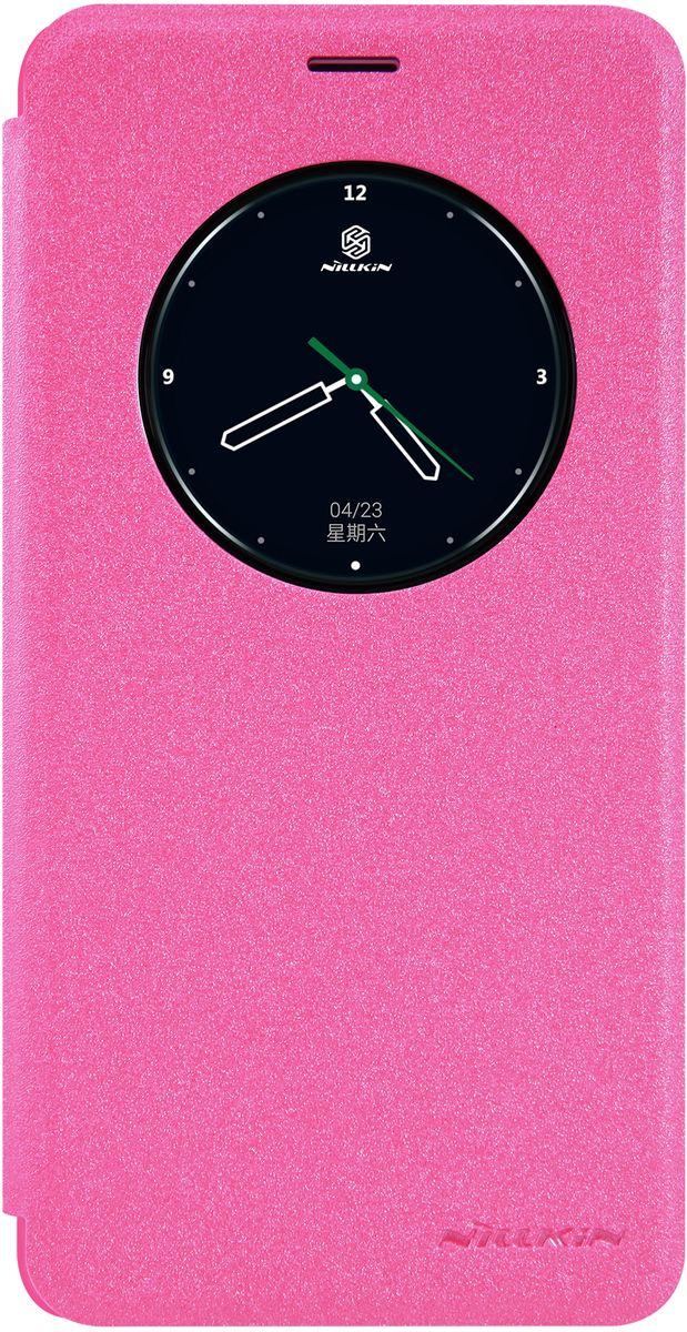 Nillkin Sparkle Leather Case чехол для Meizu M3 Note, Pink874004Y0403Чехол Nillkin Sparkle Leather Case для Meizu M3 Note выполнен из высококачественного пластика и искусственной кожи. Он надежно фиксирует и защищает смартфон при падении. Обеспечивает свободный доступ ко всем разъемам и элементам управления. Благодаря функциональному окну отсутствует необходимость открывать чехол для того, чтобы ответить на вызов, проверить время, воспользоваться камерой или любой другой функцией.