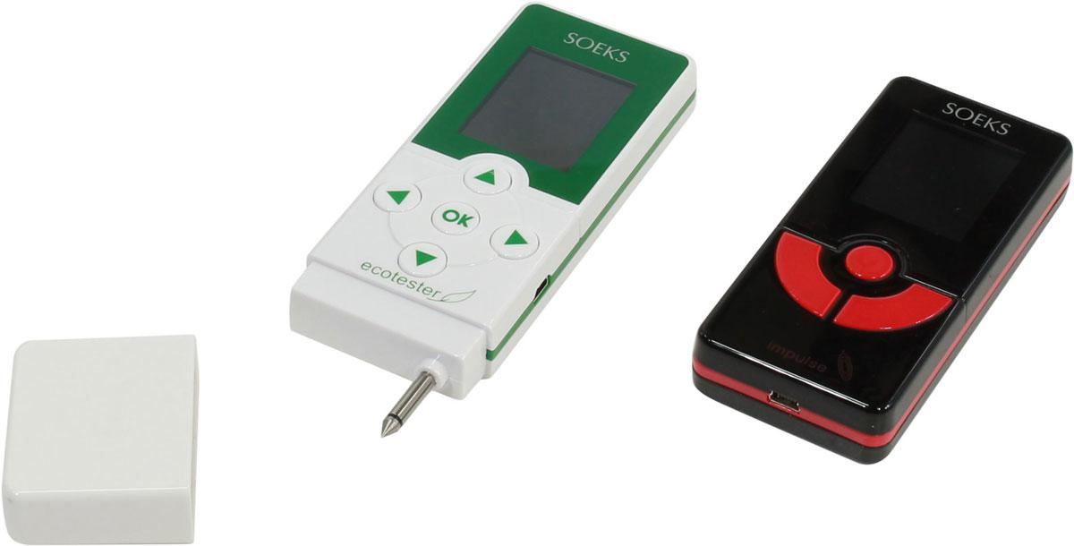 Соэкс, White Green Black набор для экологического контроля