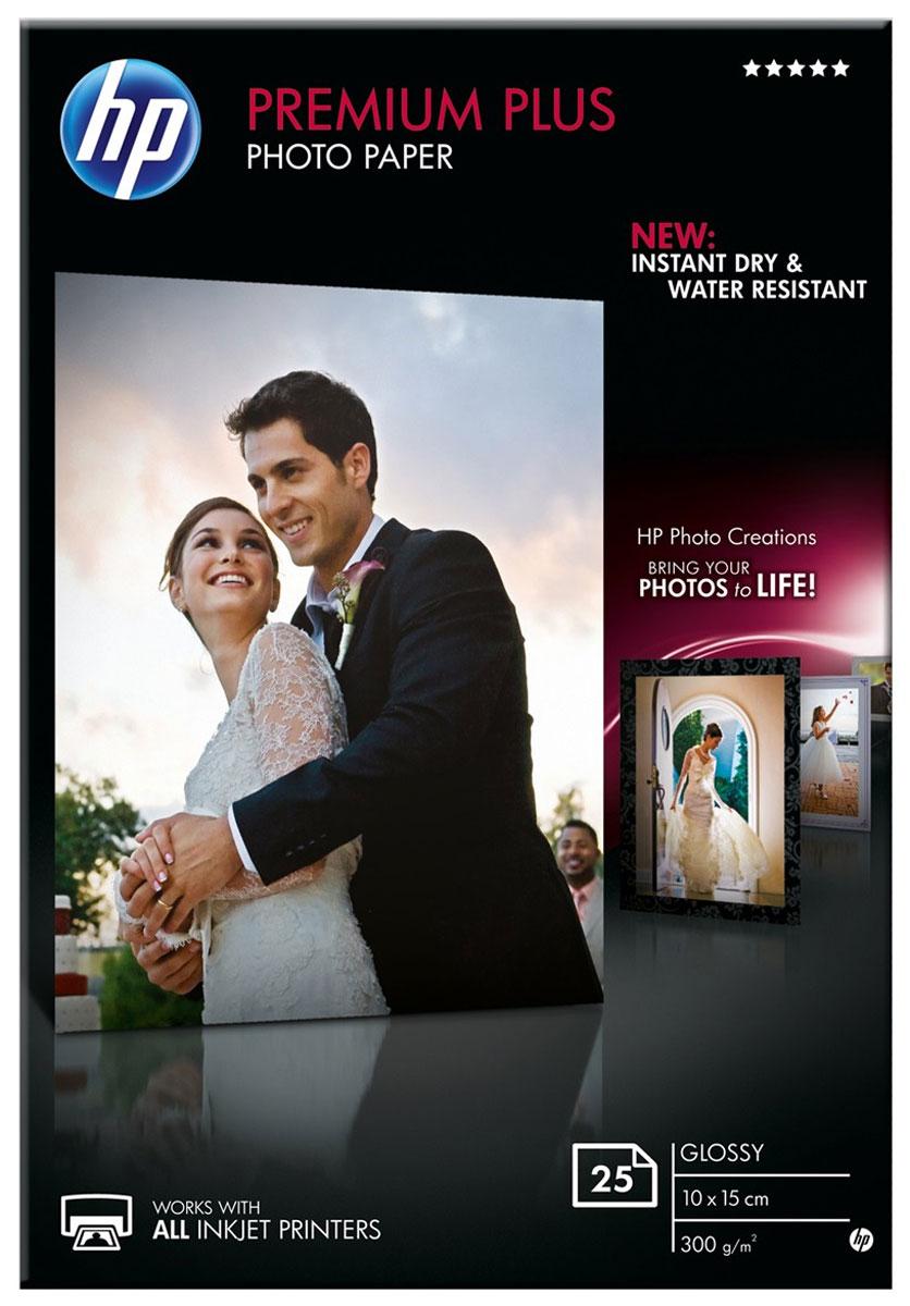 HP Premium Plus 300/A6/25 глянцевая фотобумага высокого качества (CR677A)CR677AГлянцевая фотобумага HP высшего качества совместима со всеми струйными принтерами и оптимизирована для систем печати HP, что обеспечивает великолепные результаты. Она позволяет печатать устойчивые к смазыванию и воздействию воды, мгновенно высыхающие фотографии, сохраняющие яркость и четкость в течение долгих лет. Эта высококачественная бумага позволяет печатать профессионально выглядящие фотографии с глянцевым покрытием. Фотоснимки, напечатанные на фотобумаге HP высшего качества, мгновенно высыхают и обладают стойкостью к смазыванию и воздействию влаги. Печатайте дома фотографии профессионального качества, выглядящие так, как будто они были напечатаны в фотолаборатории. Фотобумага HP высшего качества позволяет печатать яркие, незабываемые снимки с точным воспроизведением цветов и четкими деталями. Поддержите надлежащую практику лесоводства, используя бумагу, изготовленную из FSC-сертифицированного волокна. Эта фотобумага может быть...