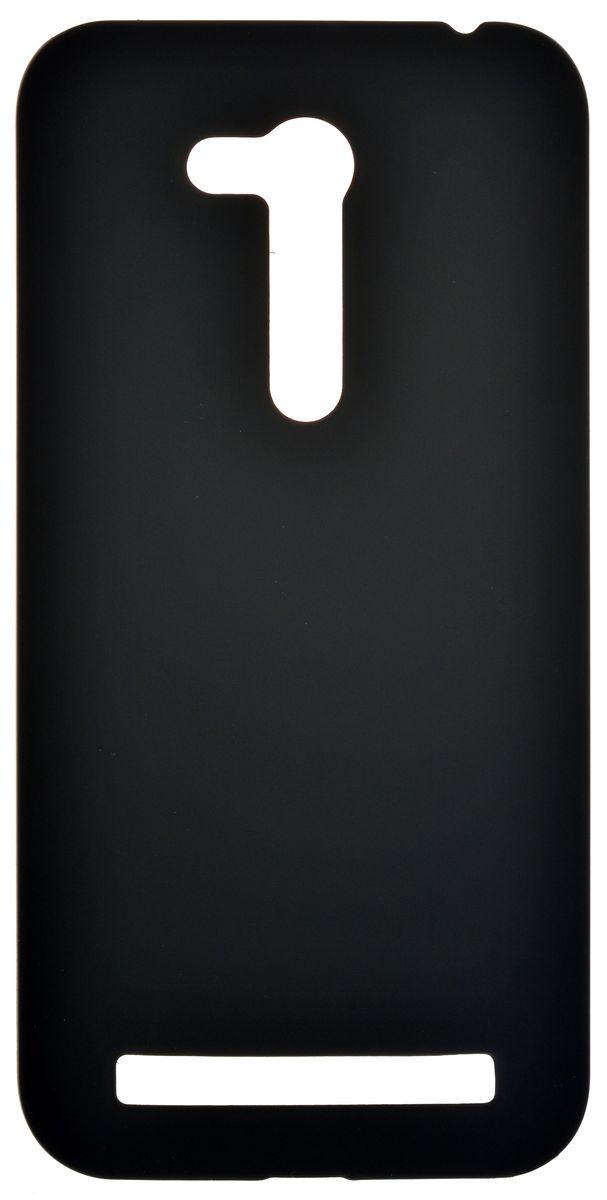 Skinbox Shield Case 4People чехол-накладка для Asus Zenfone Go ZB452KG, Black2000000092546Чехол Skinbox Shield Case для Asus Zenfone Go ZB452KG надежно защитит ваш смартфон от внешних воздействий, грязи, пыли, брызг. Он также поможет при ударах и падениях, не позволив образоваться на корпусе царапинам и потертостям. Чехол обеспечивает свободный доступ ко всем функциональным кнопкам смартфона и камере.