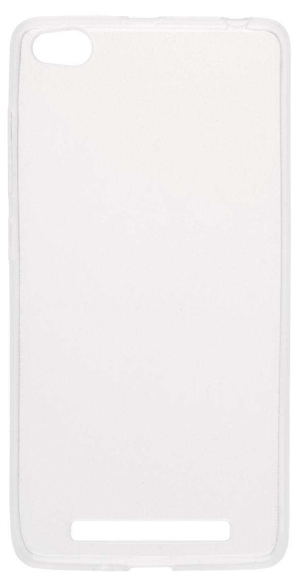 Skinbox Slim Silicone чехол-накладка для Xiaomi Redmi 3, Clear2000000093611Накладка Skinbox Slim Silicone для Xiaomi Redmi 3 надежно защищает ваш смартфон от внешних воздействий, грязи, пыли, брызг. Он также поможет при ударах и падениях, не позволив образоваться на корпусе царапинам и потертостям. Чехол обеспечивает свободный доступ ко всем функциональным кнопкам смартфона и камере.