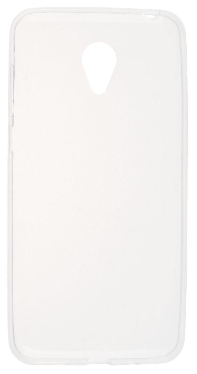 Skinbox Slim Silicone чехол-накладка для LG K8, Clear2000000094502Накладка Skinbox Slim Silicone для LG K8 надежно защищает ваш смартфон от внешних воздействий, грязи, пыли, брызг. Он также поможет при ударах и падениях, не позволив образоваться на корпусе царапинам и потертостям. Чехол обеспечивает свободный доступ ко всем функциональным кнопкам смартфона и камере.