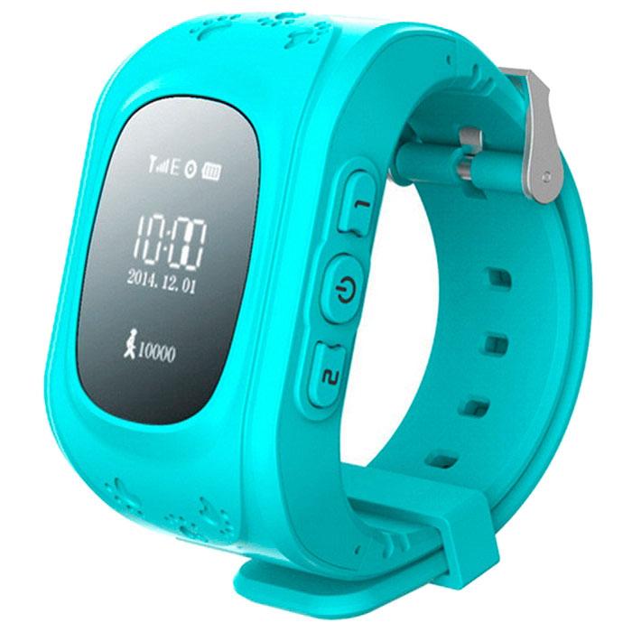 Кнопка жизни К911, Light Blue часы-телефон с GPS-геолокацией9110103Часы-телефон Кнопка жизни К911 имеют встроенный GPS. Как это работает и какие возможности дает? Управление функцией GPS осуществляется посредством приложения доступного на AppStore и PlayMarket. Интуитивно понятный интерфейс приложения максимально упрощает настройку и открывает богатые функциональные возможности. Определение местоположения Дает возможность в режиме реального времени следить за перемещениями ребенка на электронных картах (Google). Вы получаете полную информацию о том, где находится и как перемещается ваш ребенок в любой момент времени. Гео-зоны Возможность установить желаемую безопасную зону, например р-н школы, двора и др. При выходе ребенка за границы гео-зоны вы получаете уведомление и можете перезвонить и уточнить причину и ситуацию. История перемещений Запись и хранение истории перемещения ребенка (все точки на карте, дата и точное время). При желании ее можно просмотреть как видеоролик. Можете узнать...