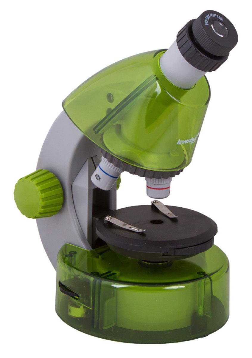 Levenhuk LabZZ M101, Lime микроскоп
